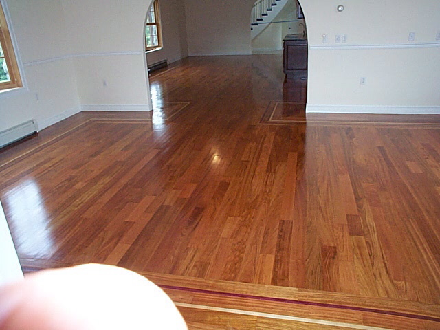 bruce hardwood floor refinishing 3